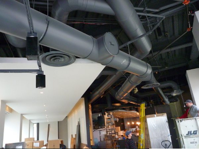 Grease Ducting