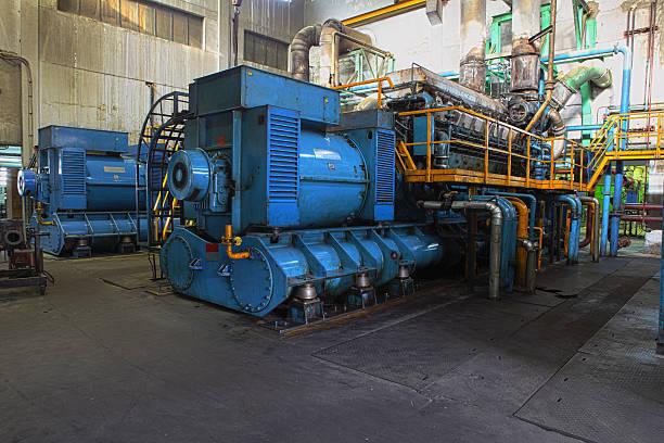 Using a Diesel Generator