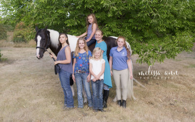 Show Team and 4-H