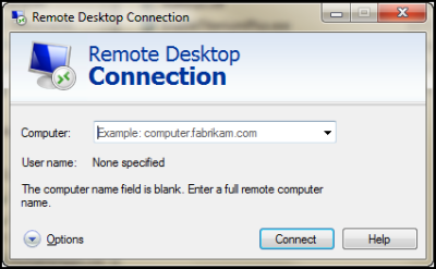 Remote Desktop Computer Method (RDP) Port Forwarding