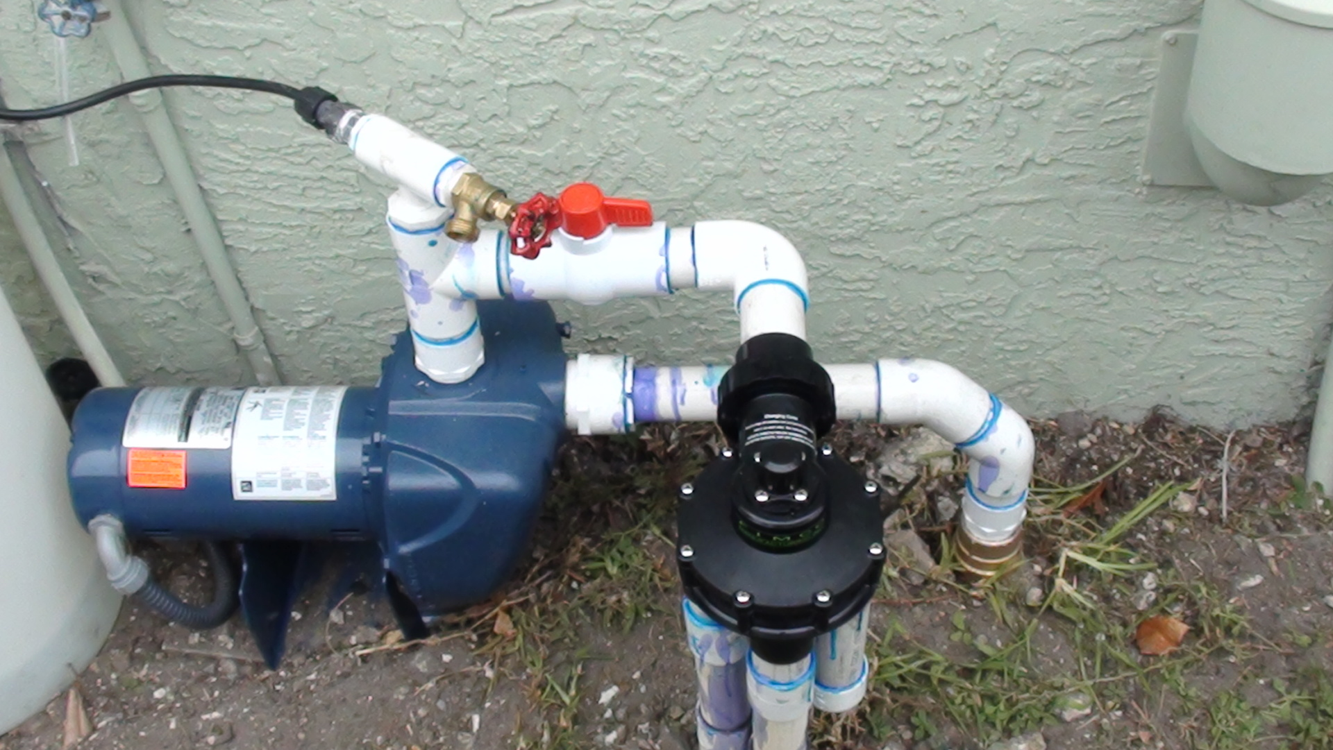 Sprinkler Equipment Repairs