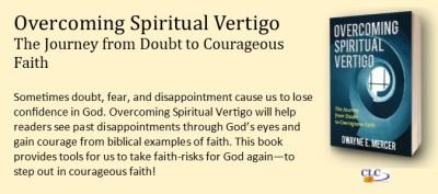 Spiritual Virtigo - Dwayne E. Mercer (CLC Publications)