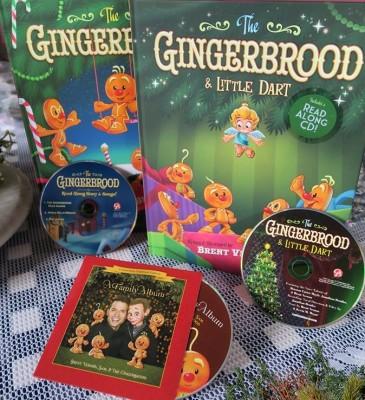 The Gingerbrood Series - Brent Vernon (Georgie IV)