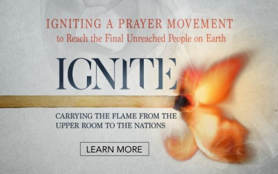 IGNITE: Carrying the flame from the Upper Room to the Nations by Fred A. Hartley (CLC USA)