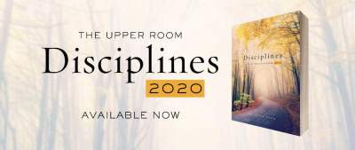 DISCIPLINES 2020, A Book of Daily Devotions (Upper Room)