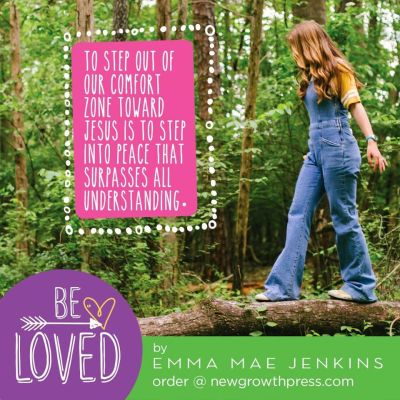 BE LOVED by Emma Mae Jenkins (New Growth Press)