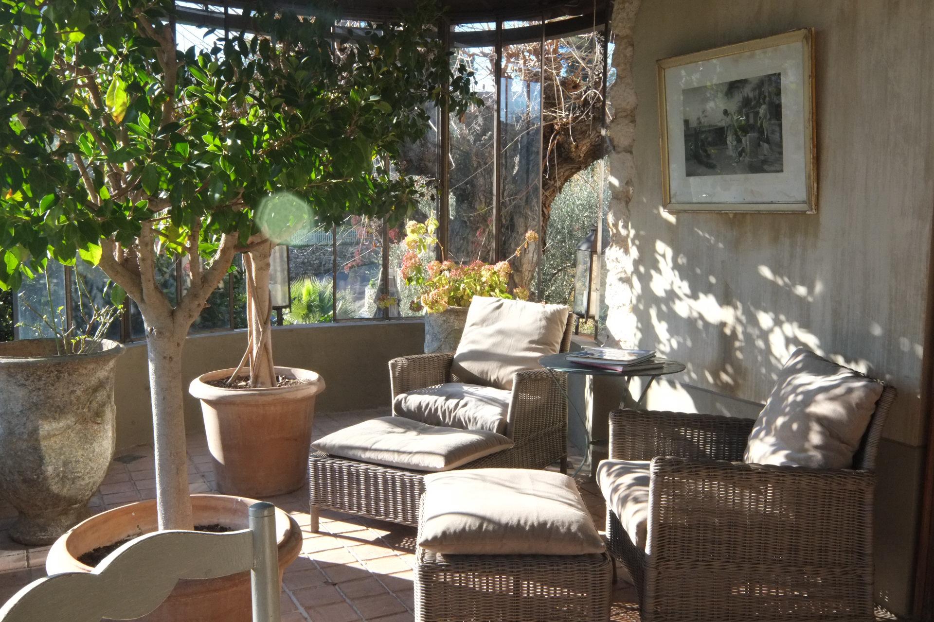 Terrace Isadora