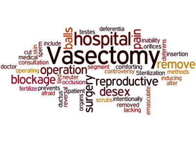 Nonsurgical Vasectomy