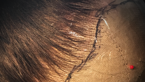 Hand-Tied Lace Front