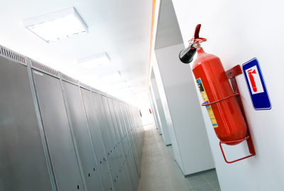TYPES OF FIRE AND EXTINGUISHERS