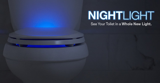 Toilet Night Light Motion Sensor - Why It's a Perfect Bathroom Accessory?