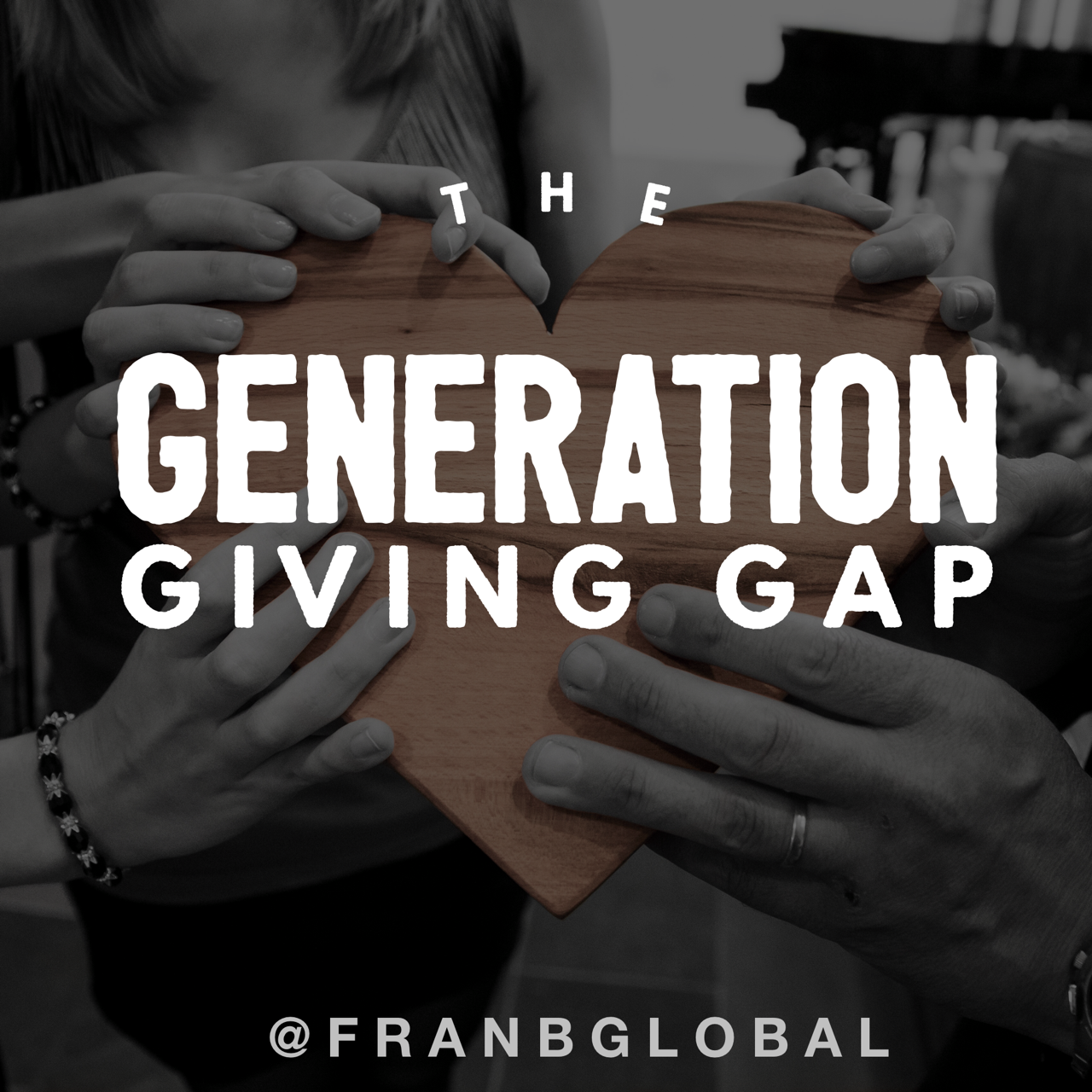 Fran Boorman FranBGlobal Blog - The Generation Giving Gap