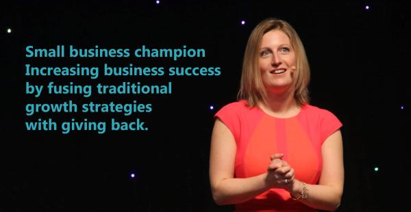 Fran Boorman - Small Business Champion