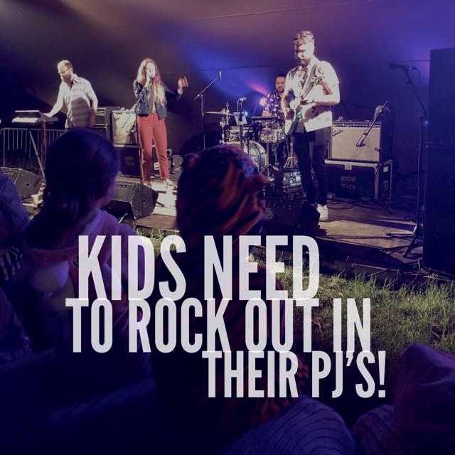 Kids Festival Rocking in PJs