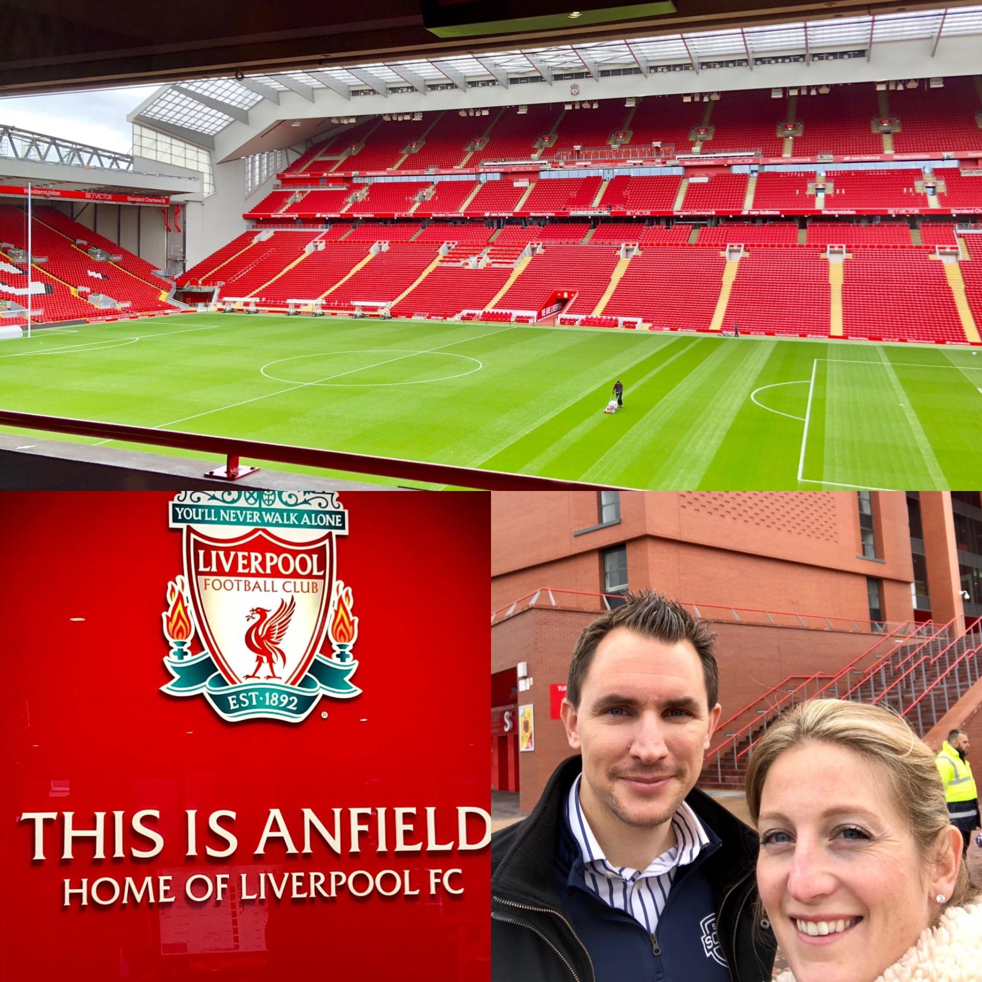 Liverpool FC meet Goal 17