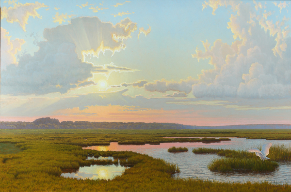THE GREAT MARSHES