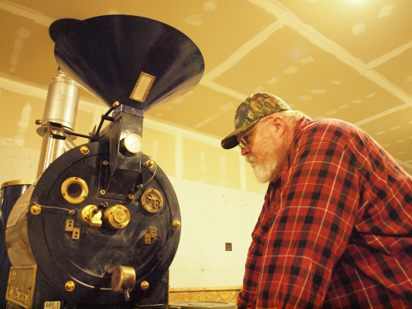 Roaster Spotlight: Bill Kennedy