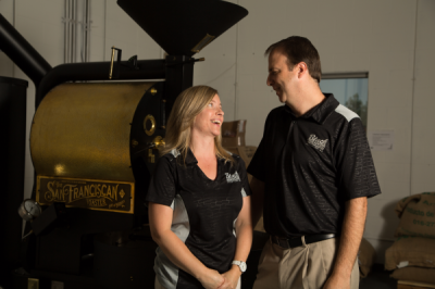 Roaster Profile: Black Powder Roasting