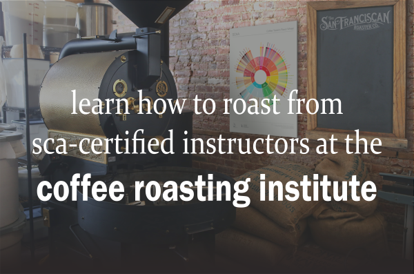 education, training, roasting, coffee roasting, coffee roasting institute