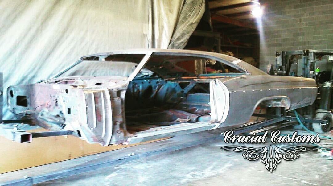 Classic & Antique Auto Restoration