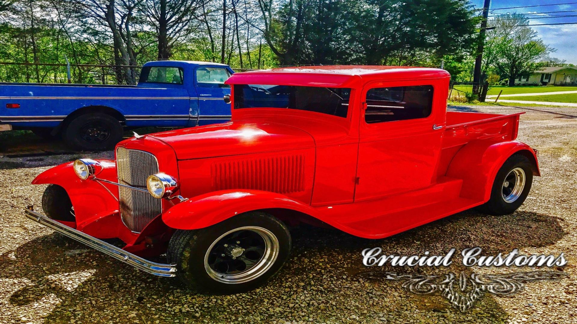 CCR 1931 Model A Truck