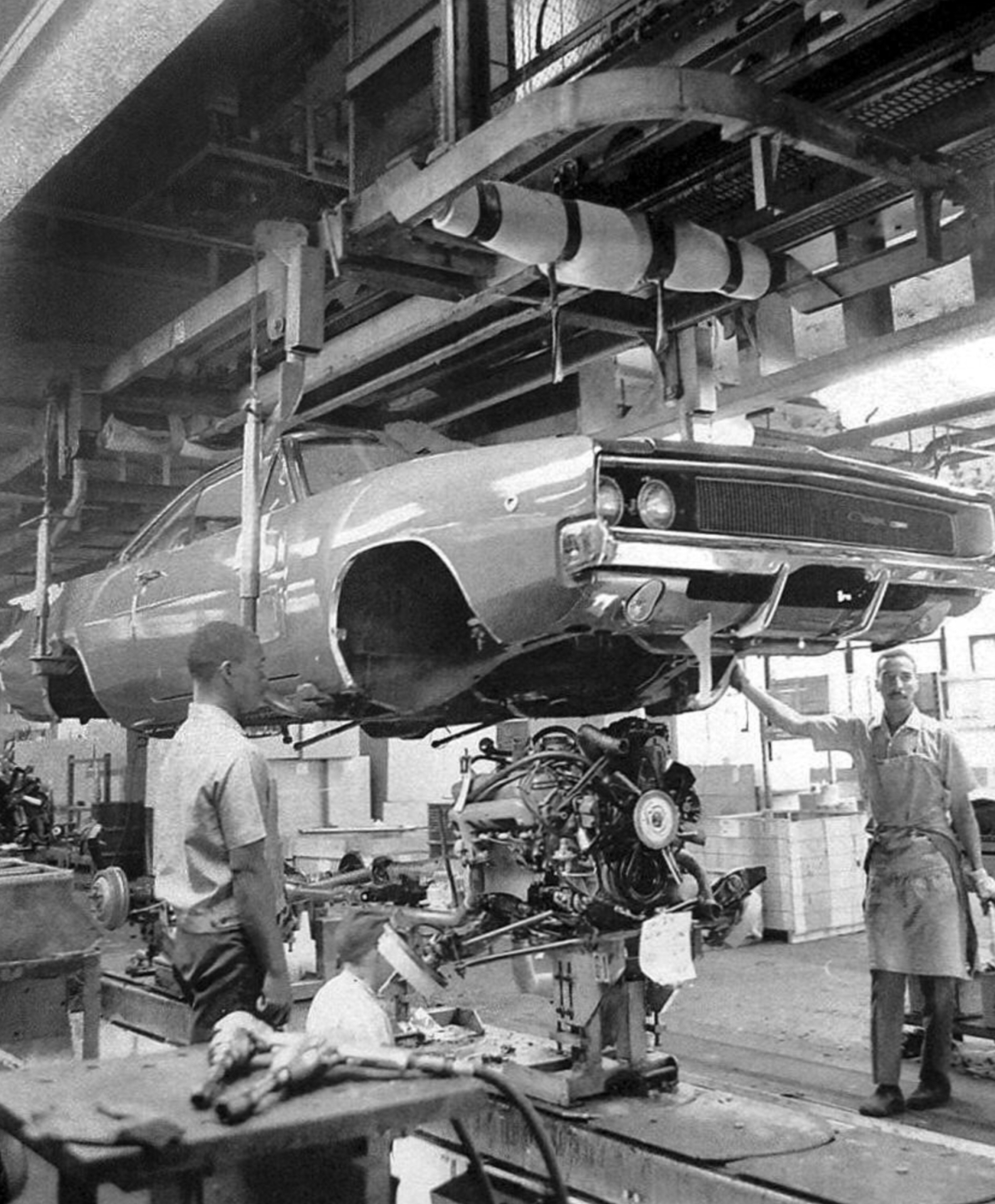 Classic Car Assembly