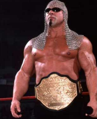 Scott Steiner Interview