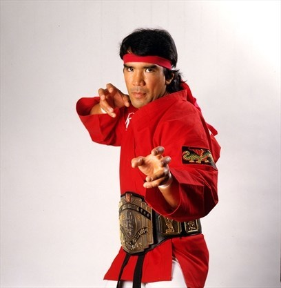 "Interview with Ricky ""The Dragon"" Steamboat"