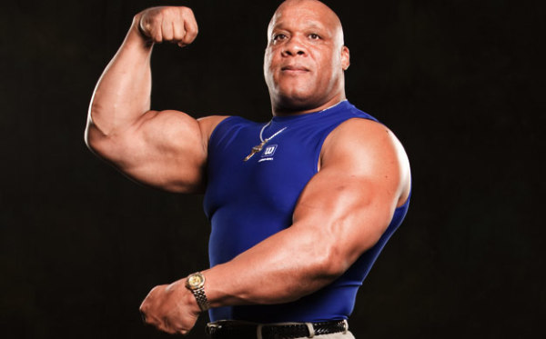 Interview with Tony Atlas