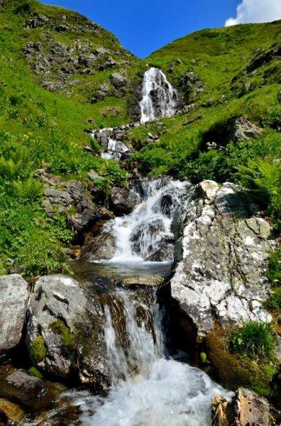 gotovusa, vodopad