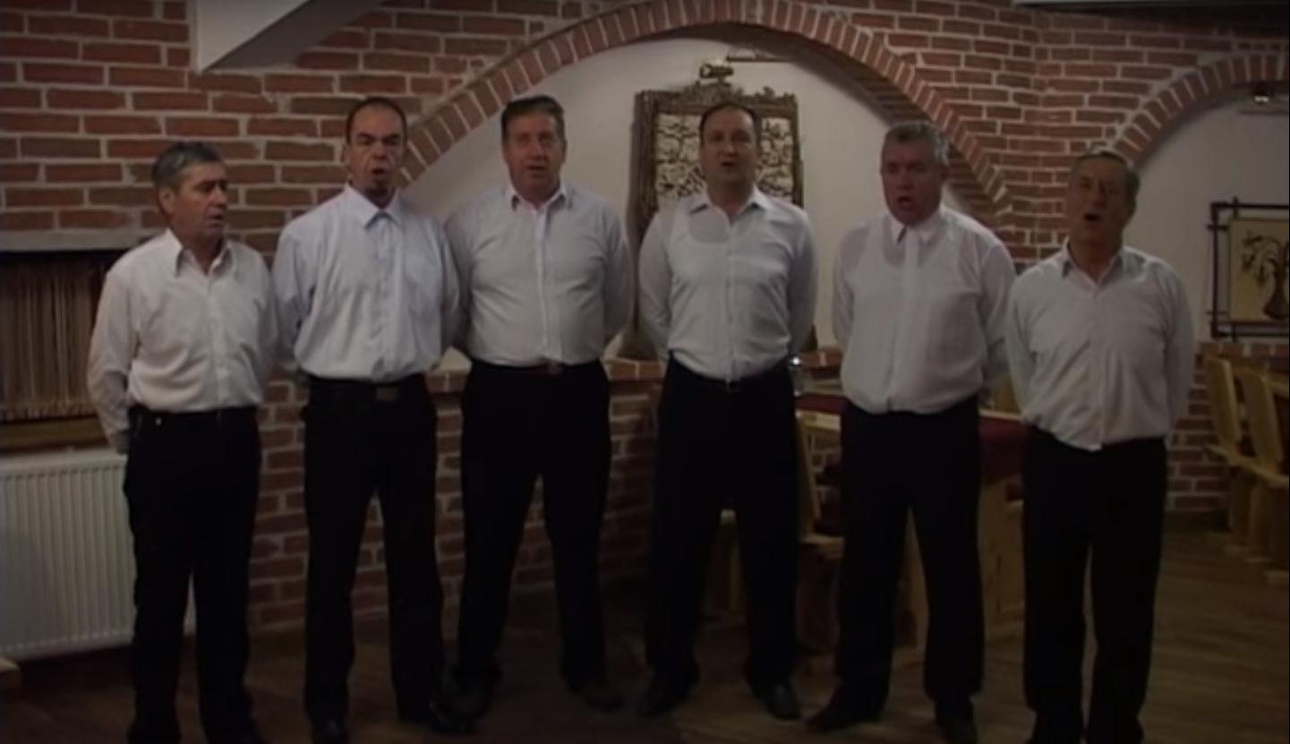 Певачка група из Готовуше
