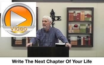 Write The Next Chapter Of Your Life!