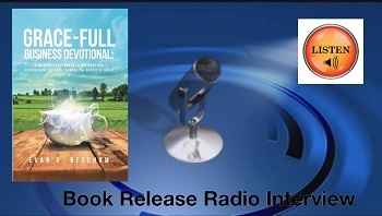 Identity Theft And My Book Release; Radio Interview