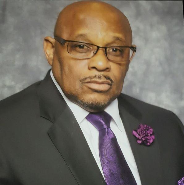 Bishop Dean Jones Evans