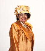 Dr. Doris Loftin, Second Vice President, Pleasant Rock Baptist Church