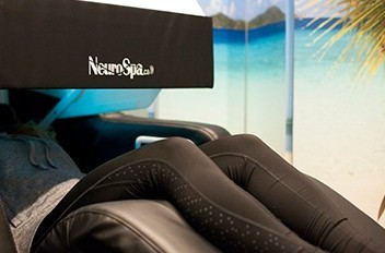 Energy and Wellness Lounge