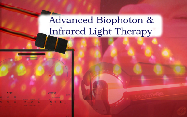 Advanced Biophoton & Infrared Light Therapy