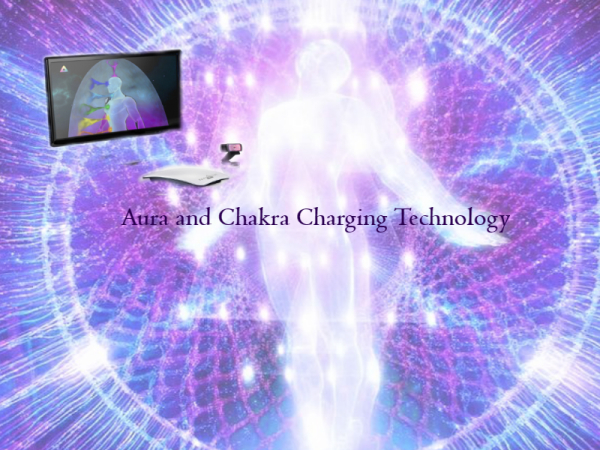 Aura and Chakra Energy Technology