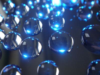 O3 and Nano Structured H2O