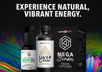 Nanotechnology CBD, Hemp, Liver, and Toxin Binder Detoxes