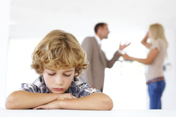 Effects of Divorce on Kids