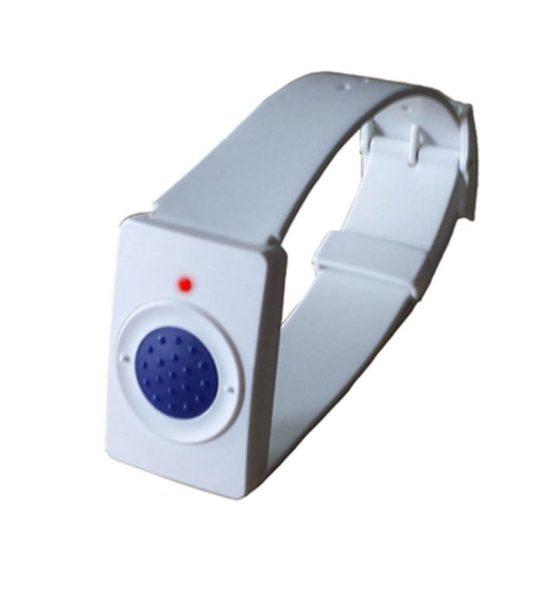 Wristband sensor
