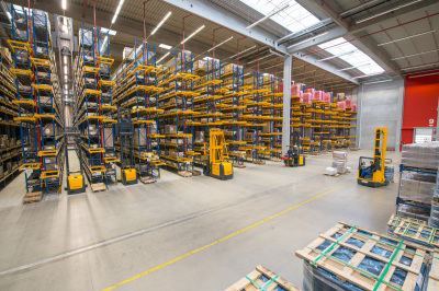 Complete Range of  Racking Systems