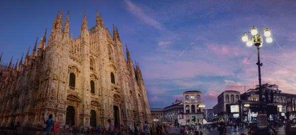 Italy Milanio