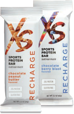 XS™ Sports Protein Bars