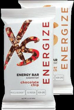 XS™ Energy Bars