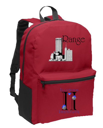 Downtown Range Riddlebag
