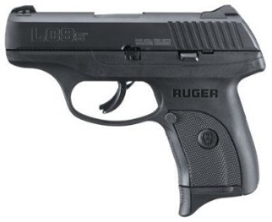 RUGER LC9S. 9mm LUGER