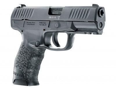 WALTHER CREED PATRIOT.  9mm