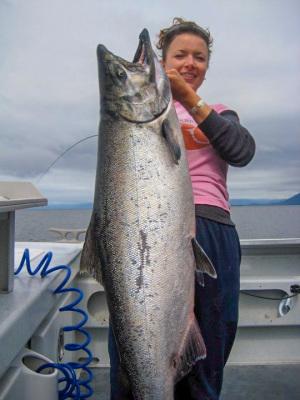 Reel Class Fishing Charters- Alaska